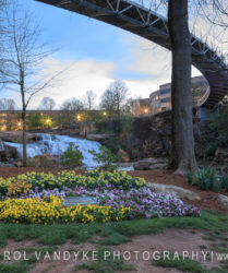 Falls Park on the Reedy, Greenville