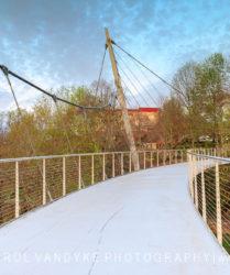 Liberty Bridge, Greenville, SC