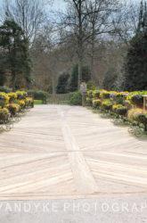Gibbs Garden, entrance, Georgia, spring