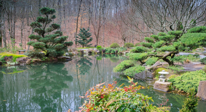 Gibbs Garden, Georgia