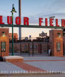 Greenville, SC, Fluor Field