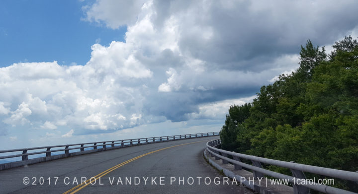 Blue Ridge Parkway, Linn Cove Viaduct, NC