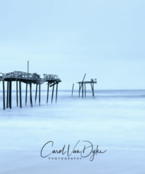 Frisco Pier Remnants North Carolina