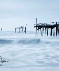 Frisco Pier North Carolina OBX