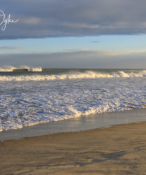 waves, Outer Banks, North Carolina